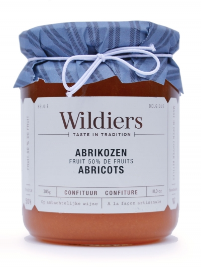 Wildiers - Abrikozen 50% 285gr