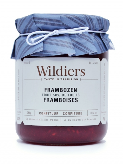 Wildiers - Frambozen 50% 285gr